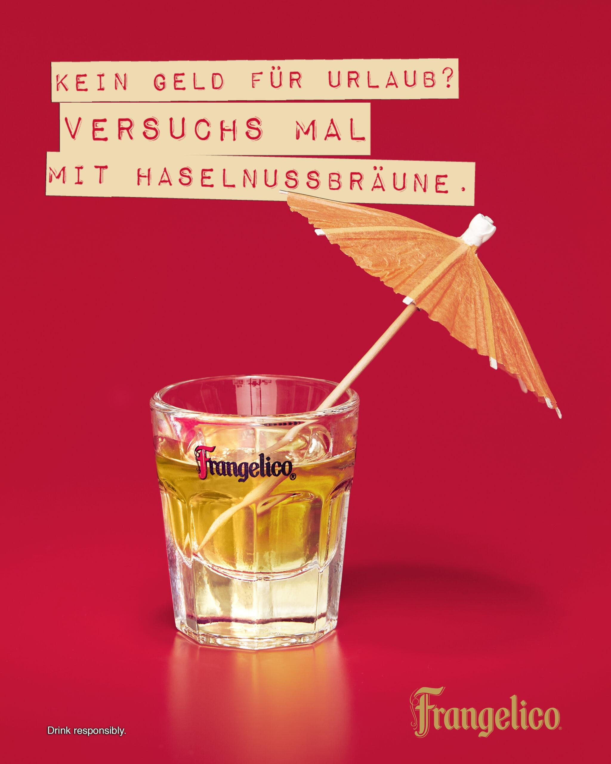Stilllife Fotografie, Alkohol, Likör, Bar, Christopher Shaw, Hamburg, Frangelico
