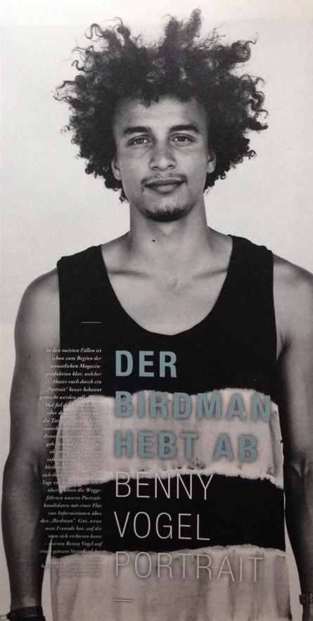 Benny Vogel, Portrait, Skatefotografie, Fotografie, Christopher Shaw, Skateboard, Skateboards, Skateboarding, Hamburg, People, Photography, Skateboard Mag, Skateboard Magazin