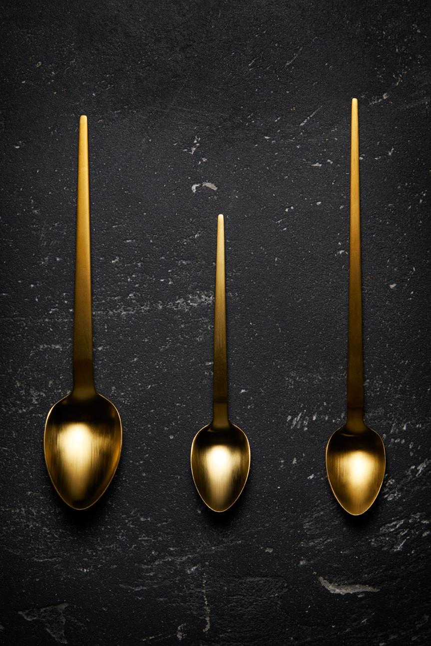 Goldene Löffel, Golde Spoon, Christopher Shaw, Hamburg, Still Photography