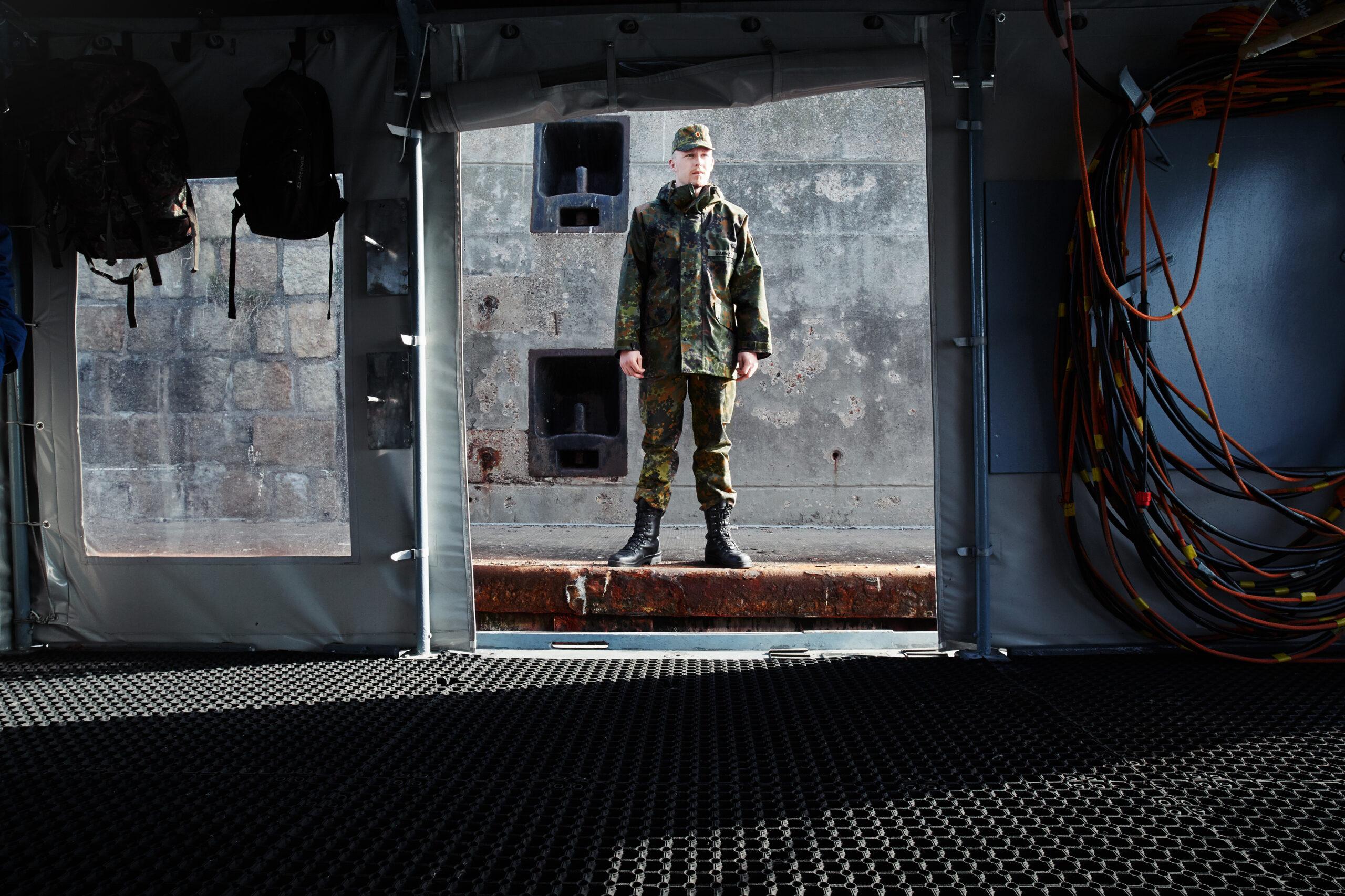 Marine, Kiel, Förde, Christopher Shaw, Photography, Reportage, Bundeswehr, Kampftaucher
